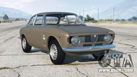 Alfa Romeo Giulia Sprint GTA (105) 1965〡add-on for GTA 5