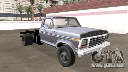 Ford F-150 LXT 1978 Benson for GTA San Andreas