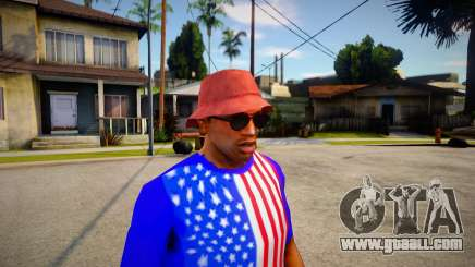 Headdress (Independence Day DLC) V3 for GTA San Andreas