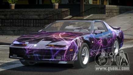 Pontiac TransAm U-Style L3 for GTA 4