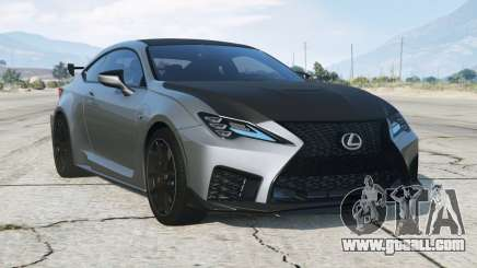 Lexus RC F Track Edition 2019〡add-on for GTA 5