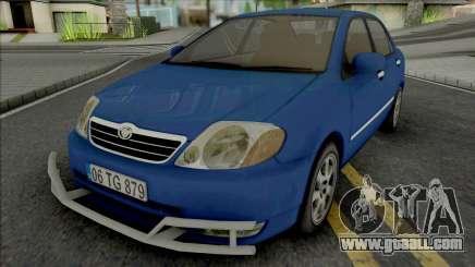 Toyota X Corolla 2005 [IVF] for GTA San Andreas