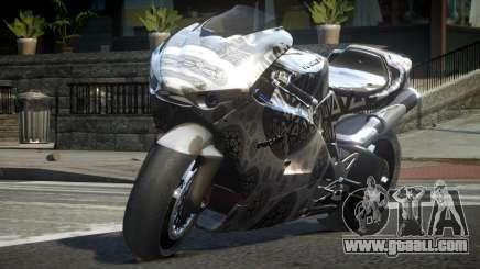 Ducati Desmosedici L2 for GTA 4
