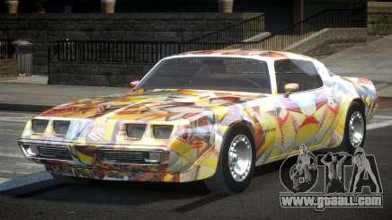 Pontiac Firebird 70S L7 for GTA 4