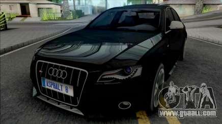 Audi S4 [HQ] for GTA San Andreas
