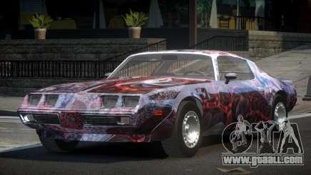 Pontiac TransAm 80S L6 for GTA 4