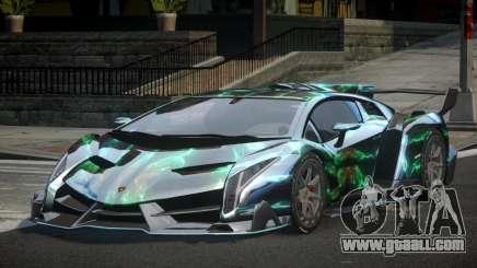 Lamborghini Veneno BS L1 for GTA 4