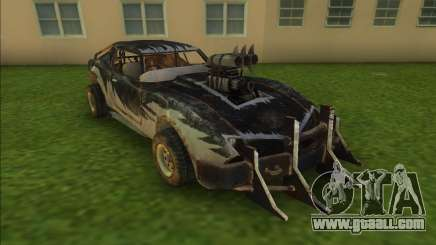 Mad Max Radiant Shadow for GTA Vice City