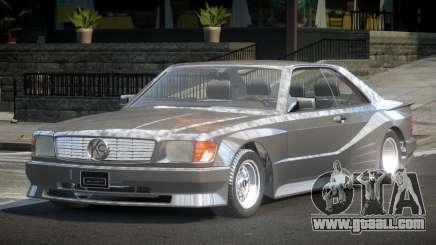 Mercedes-Benz C126 SP V1.0 for GTA 4