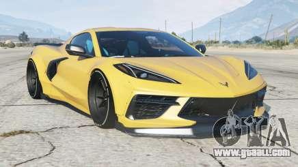 Chevrolet Corvette Stingray Mansaug (C8) 2020〡add-on for GTA 5