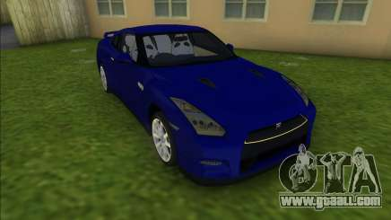 Nissan GT-R 2015 for GTA Vice City
