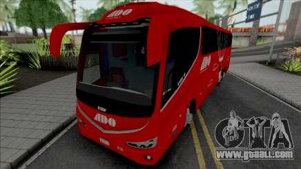 Scania Irizar i8 ADO for GTA San Andreas