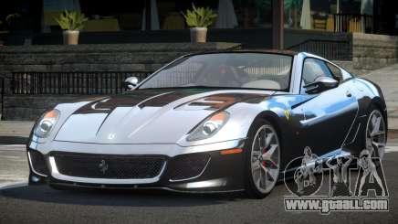 Ferrari 599 GTO BS for GTA 4