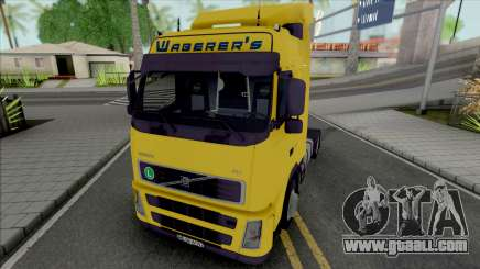 Volvo FH12 460 Waberers for GTA San Andreas