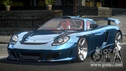 Porsche Carrera GT PSI V1.1 for GTA 4