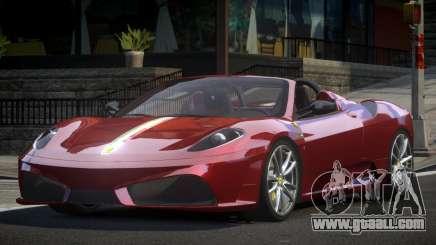 Ferrari Scuderia SP-S for GTA 4