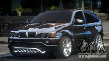 BMW X5 4iS for GTA 4