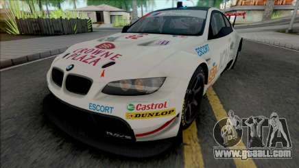 BMW M3 GT2 (SA Light) for GTA San Andreas