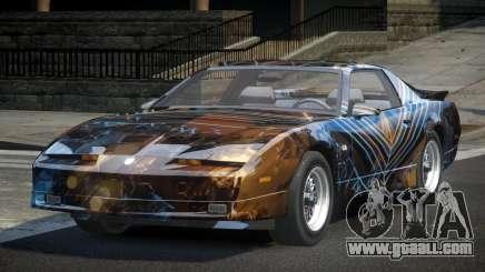 Pontiac TransAm U-Style L1 for GTA 4