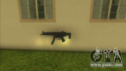 MP5a2 Slimline for GTA Vice City