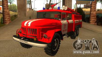 Sil 131 Firefighter for GTA San Andreas