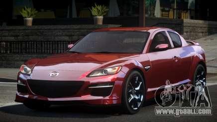 Mazda RX-8 BS U-Style for GTA 4