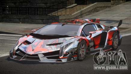 Lamborghini Veneno BS L8 for GTA 4