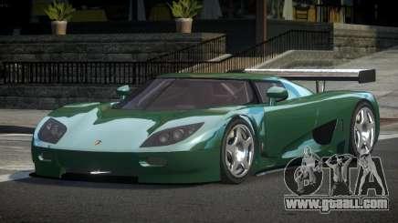 Koenigsegg CCGT BS V1.0 for GTA 4