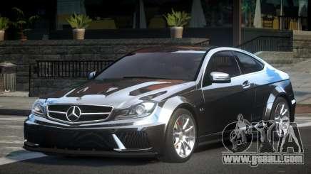 Mercedes-Benz C63 BS AMG V1.1 for GTA 4