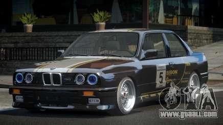 BMW M3 E30 BS Drift L3 for GTA 4