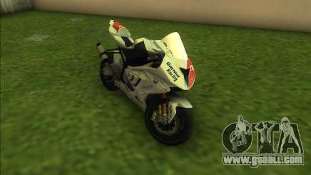 BMW S1000 RR for GTA Vice City