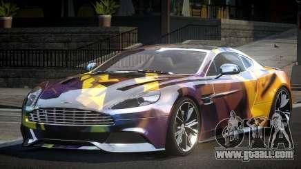 Aston Martin Vanquish E-Style L6 for GTA 4
