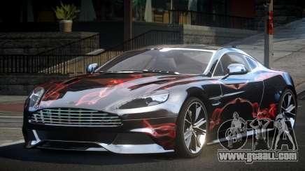 Aston Martin Vanquish E-Style L3 for GTA 4