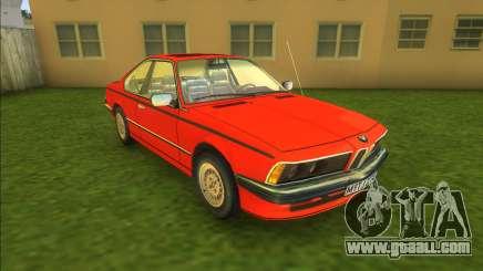 BMW M6 (good model) for GTA Vice City