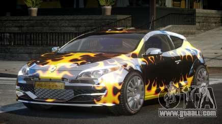 Renault Megane PSI-R PJ10 for GTA 4