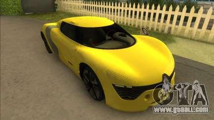 Renault Dezir Concept for GTA Vice City