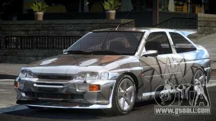 Ford Escort PSI-R L2 for GTA 4