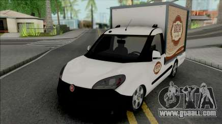 Fiat Doblo Erciyes Bakery for GTA San Andreas