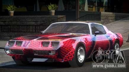 Pontiac Firebird 70S L2 for GTA 4