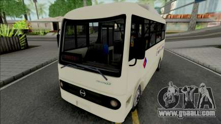 Hino PUV Class 3 Modern Philippine Jeepney for GTA San Andreas