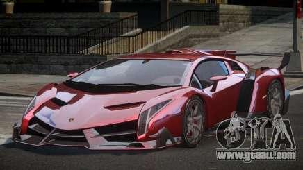 Lamborghini Veneno BS for GTA 4