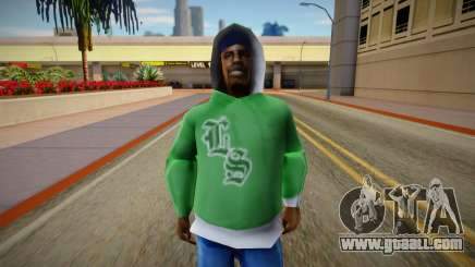 New gang member (FAM1) for GTA San Andreas