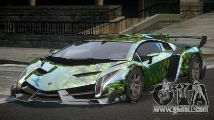 Lamborghini Veneno BS L4 for GTA 4