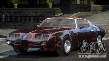 Pontiac TransAm 80S L4 for GTA 4