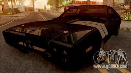 Hobbs Plymouth Road Runner GTX for GTA San Andreas