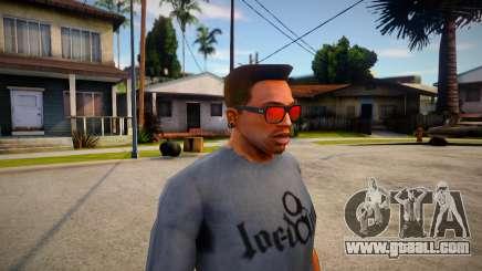 Glasses GTA V for CJ for GTA San Andreas