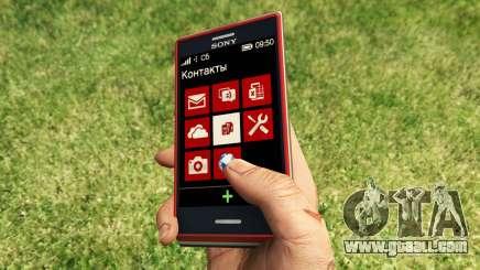 Sony Xperia for GTA 5