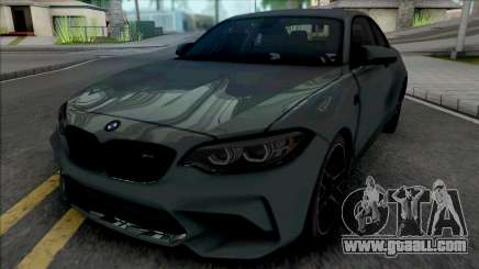 BMW M2 2018 [IVF] for GTA San Andreas