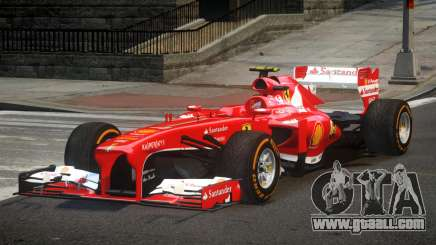 Ferrari F138 R2 for GTA 4
