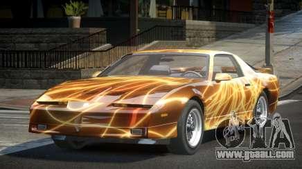 Pontiac TransAm U-Style L6 for GTA 4